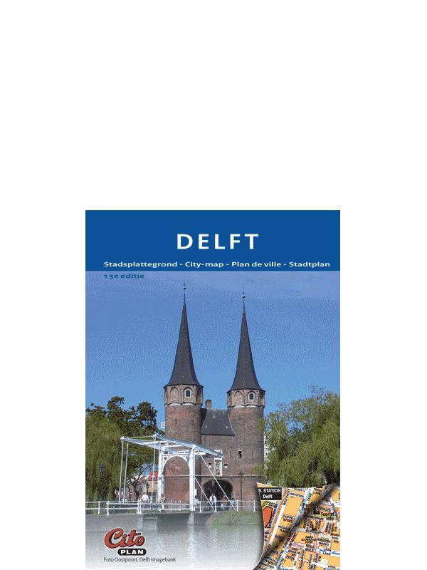 delftkaart