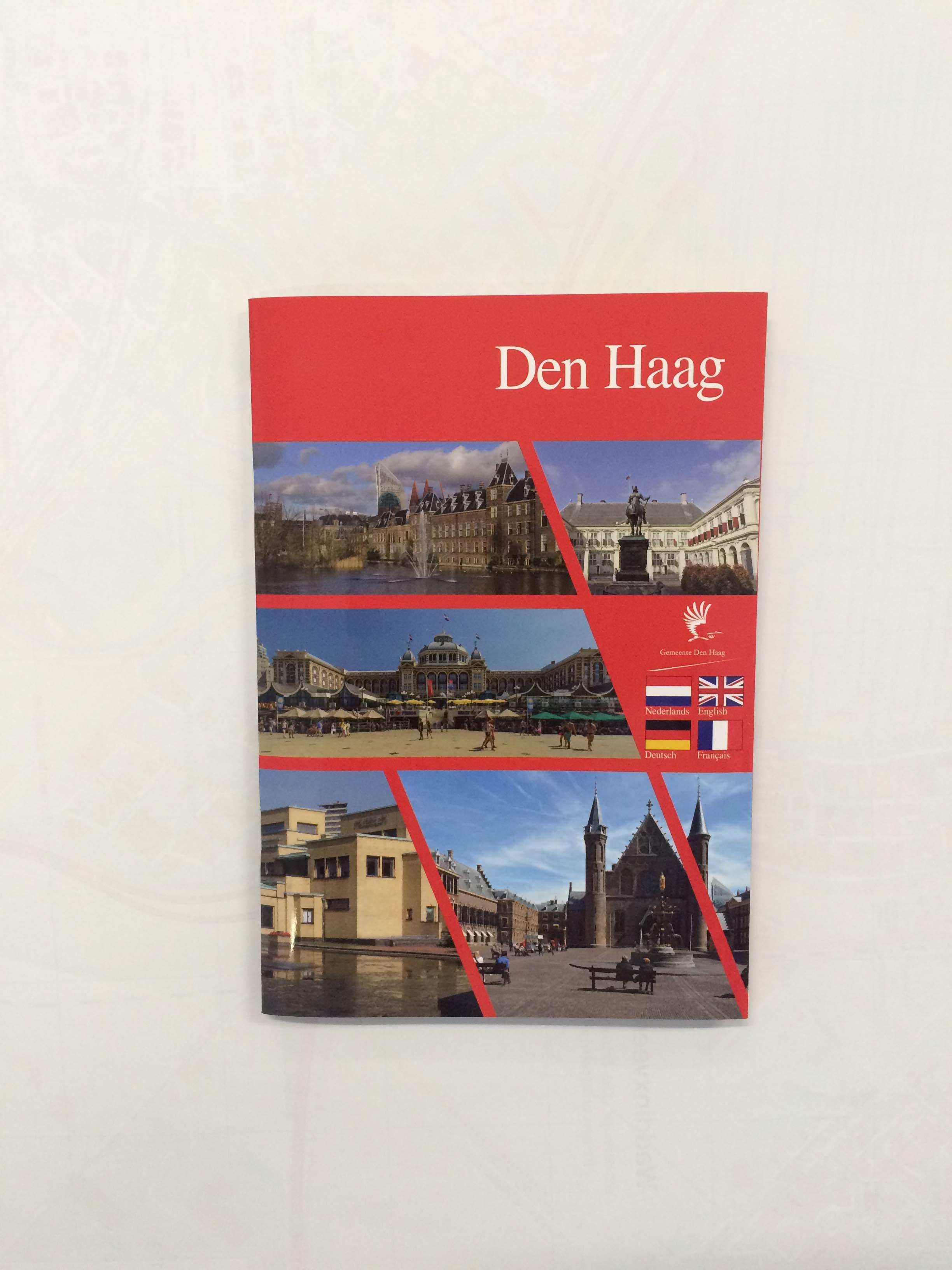 Den Haag fotoboek Bekking & Blitz