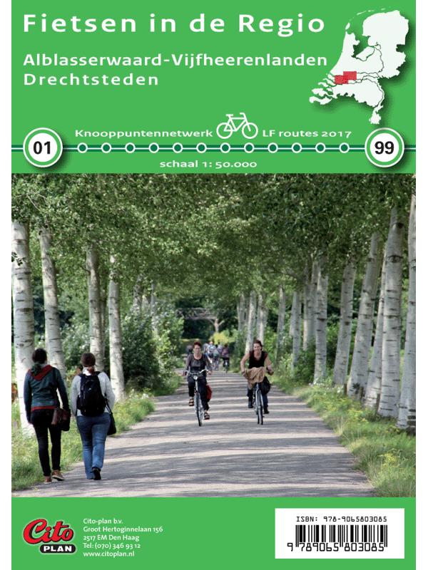 fietskaart AV-DR 2017 set 1