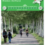 Fietskaart Regio Haaglanden , Midden-Delfland
