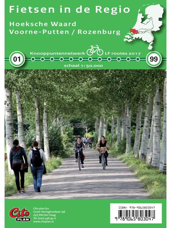 fietskaart HW-VPR set 3