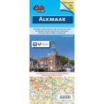 Alkmaar stadsplattegrond Cito-plan