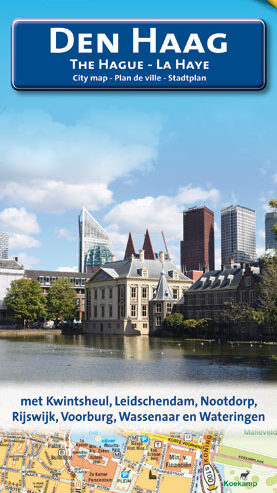 Den Haag stadsplattegrond